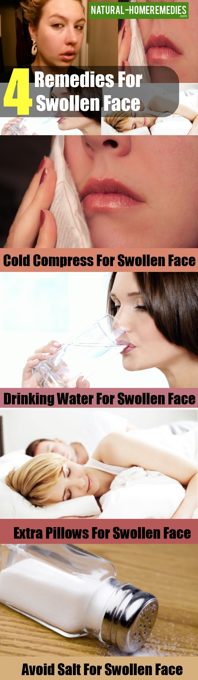 Remedies For Swollen Face