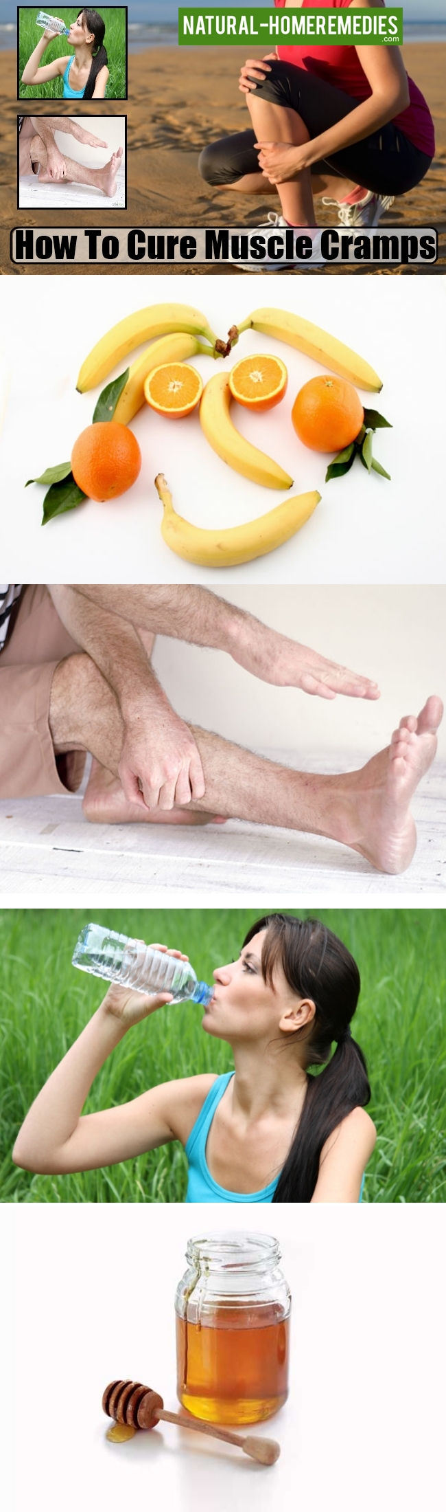 How To Cure Muscle Cramps