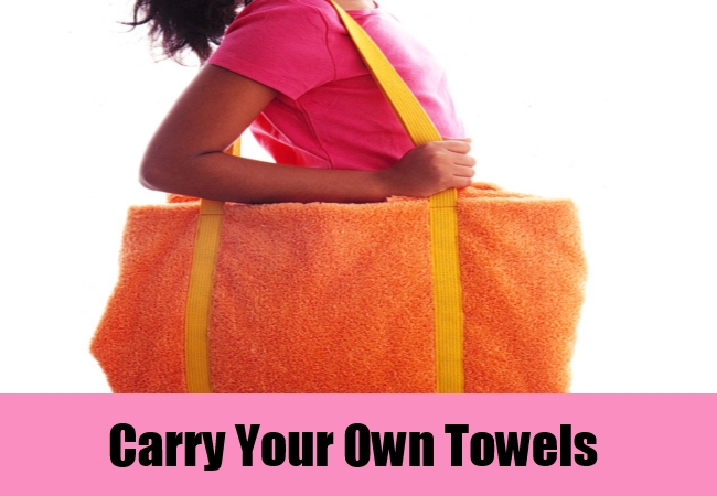 Carry Your Own Towels