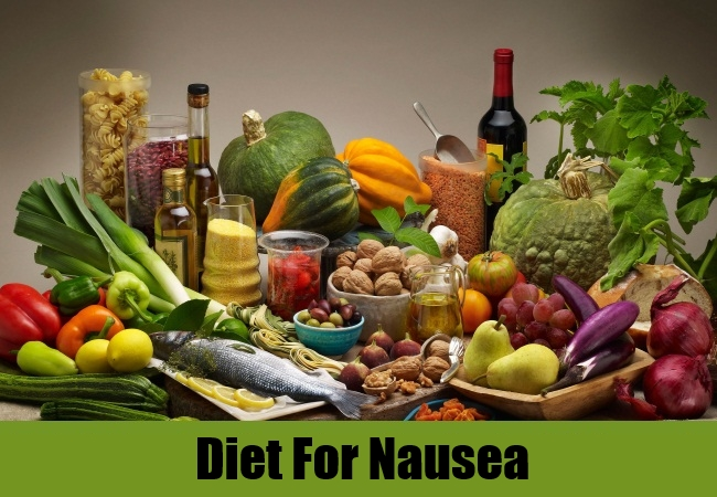 Diet For Nausea