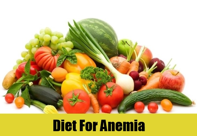 Diet For Anemia