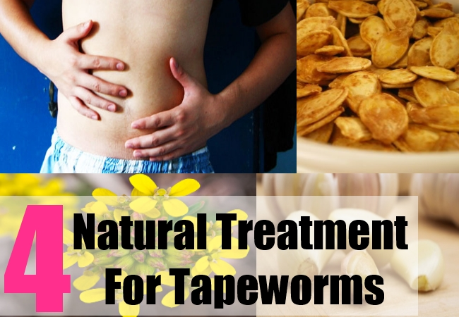 4 Natural Treatment For Tapeworms