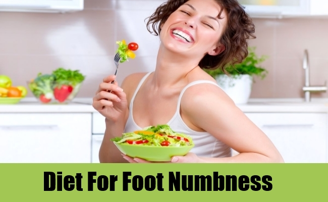 Diet For Foot Numbness
