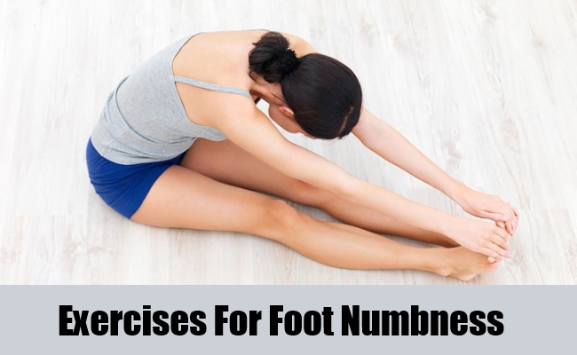 Exercises For Foot Numbness