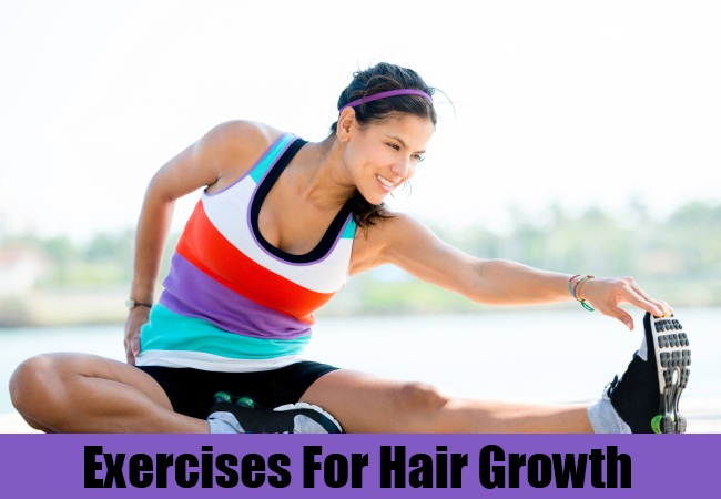 Exercises For Hair Growth