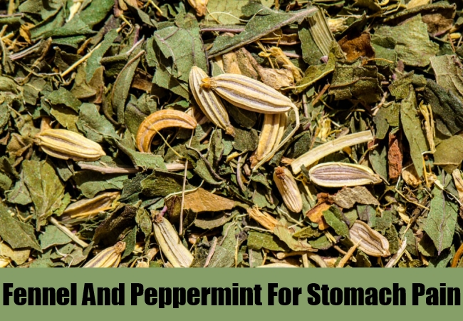 Fennel And Peppermint For Stomach Pain