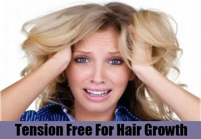 Tension Free For Hair Growth