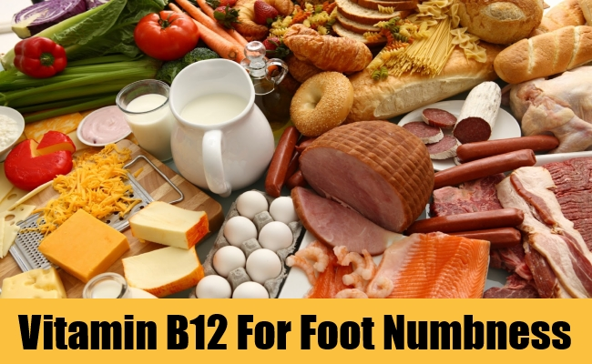 Vitamin B12 For Foot Numbness