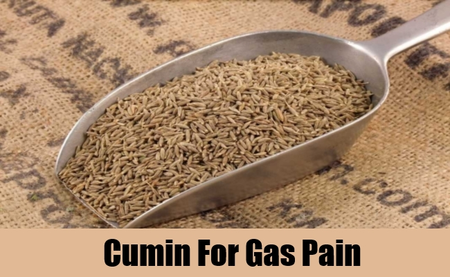 Cumin For Gas Pain