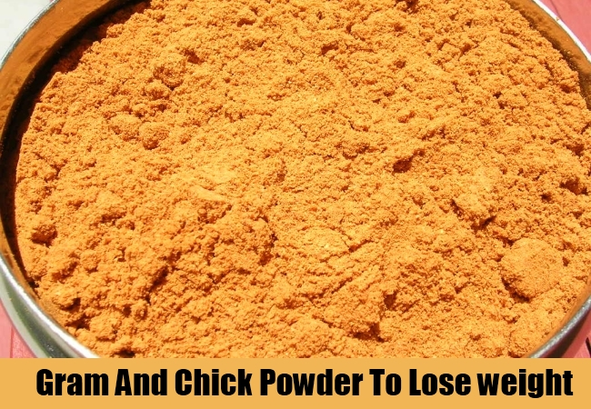 Gram And Chick Powder To Lose weight
