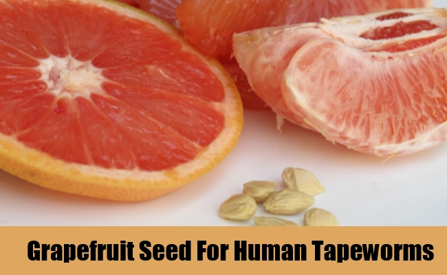 Grapefruit Seed For Human Tapeworms