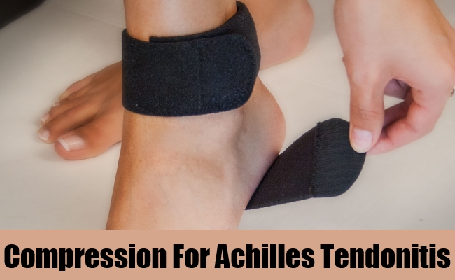 Compression For Achilles Tendonitis