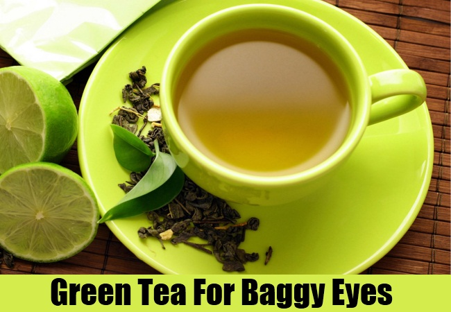 How To Cure Baggy Eyes Naturally