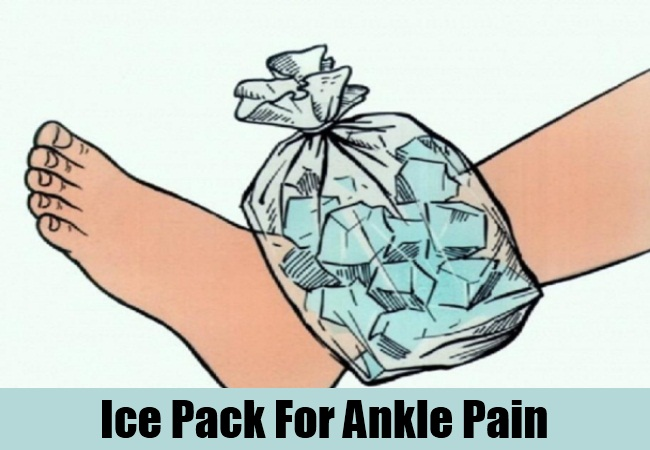 Ice Pack For Ankle Pain