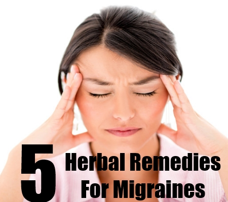 Herbal Remedies For Migrains