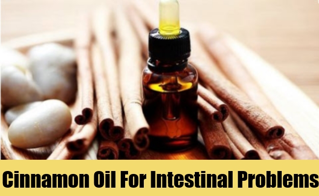 Cinnamon Oil For Intestinal Problems