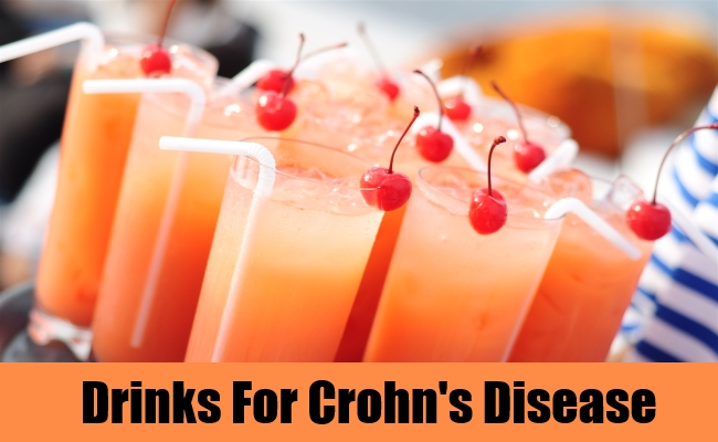 Which Drinks Are Good For Crohn Disease