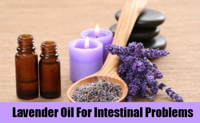 Lavender Oil For Intestinal Problems