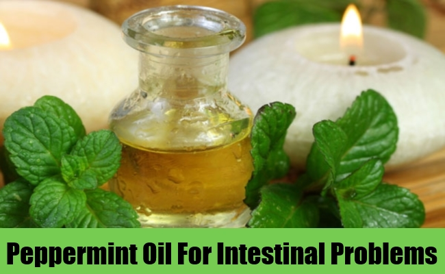 Peppermint Oil For Intestinal Problems