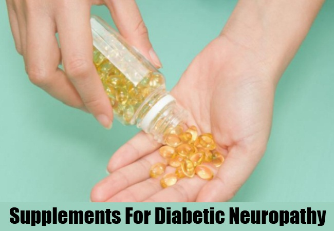 Supplements For Diabetic Neuropathy
