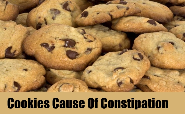Cookies Cause Of Constipation