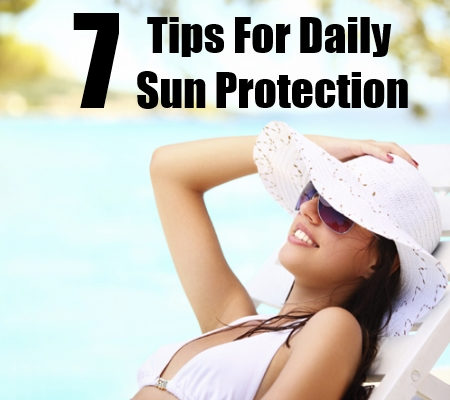 Tips For Sun Protection