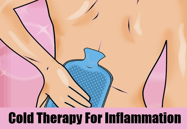 Cold Therapy For Inflammation