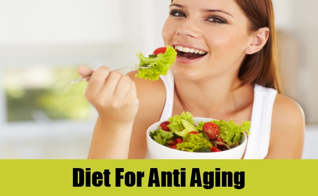 Diet For Anti Aging