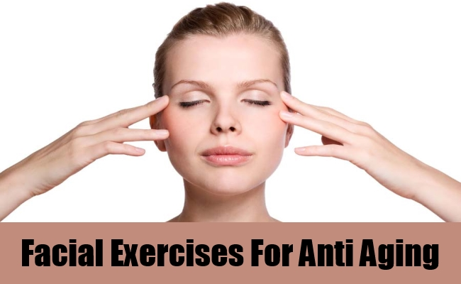 Facial Exercises For Anti Aging