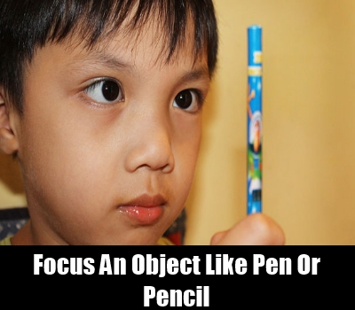 Focus An Object