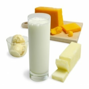 low-fat dairy items
