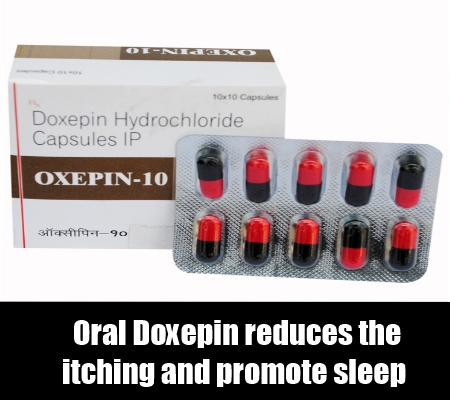 Oral Doxepin