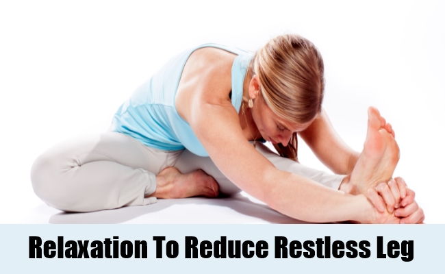 Relaxation To Reduce Restless Leg