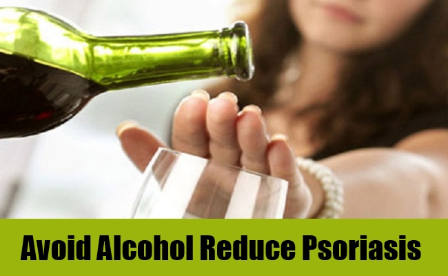 Avoid Alcohol Reduce Psoriasis