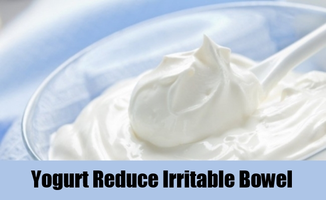 Yogurt Reduce Irritable Bowel