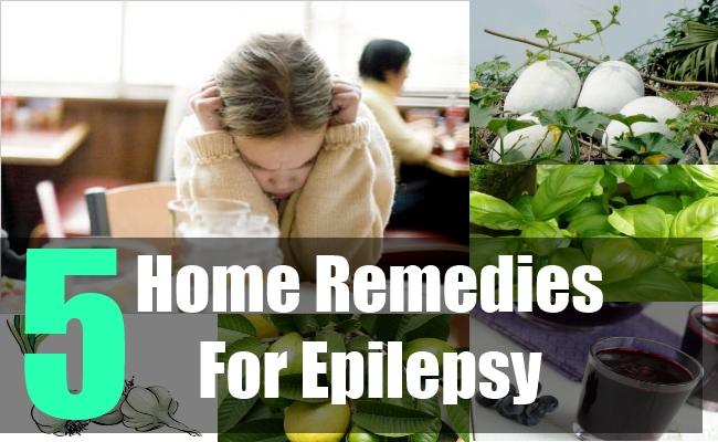 5 Home Remedies For Epilepsy