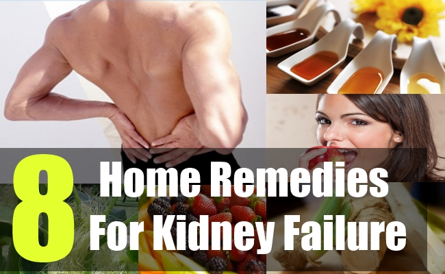 8 Home Remedies For Kidney Failure