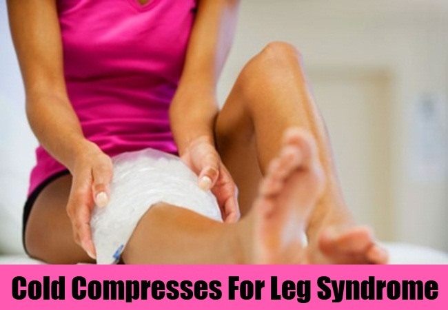 Cold Compresses For Leg Syndrome
