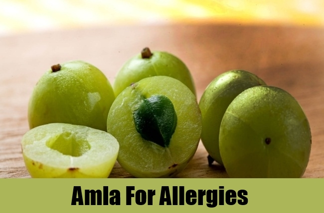 Amla For Allergies