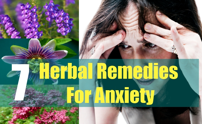 7 Herbal Remedies For Anxiety