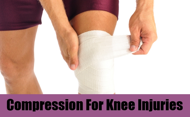 Compression For Knee Injuries