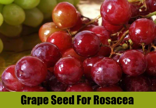 Grape Seed For Rosacea