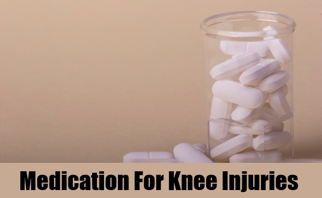 Medication For Knee Injuries