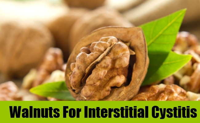 Walnuts For Interstitial Cystitis