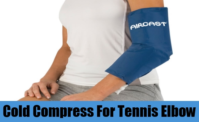 Cold Compress For Tennis Elbow