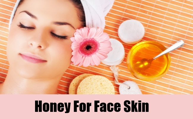 Honey For Face Skin