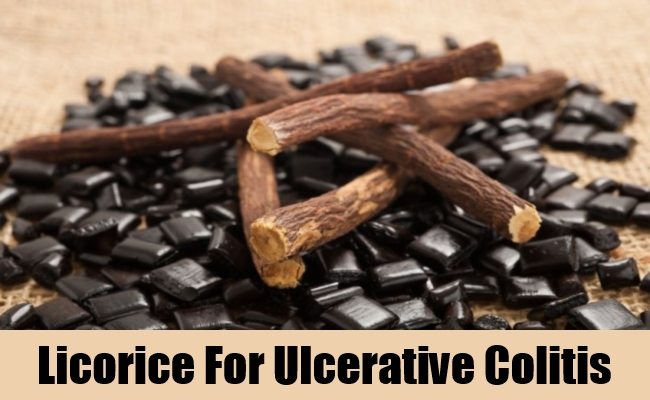 Licorice For Ulcerative Colitis