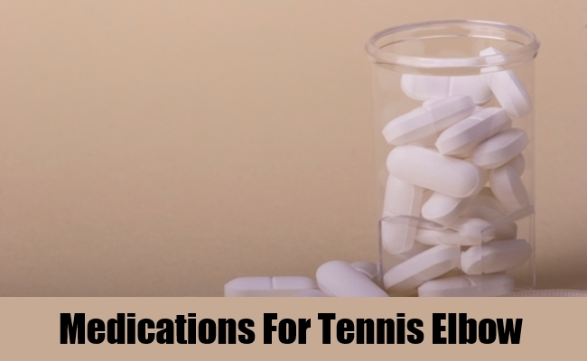 Medications For Tennis Elbow