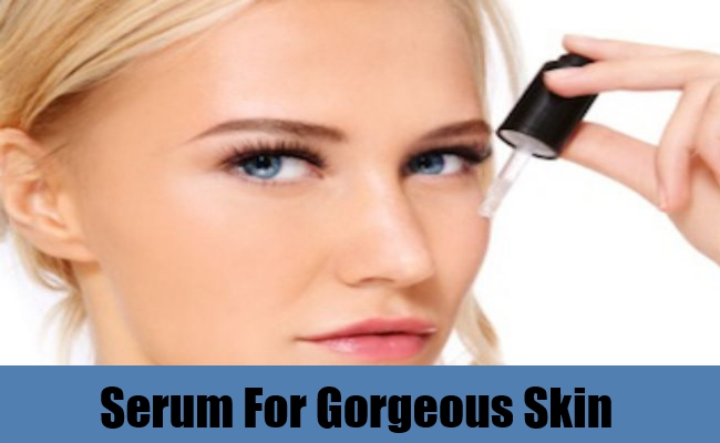 Serum For Gorgeous Skin