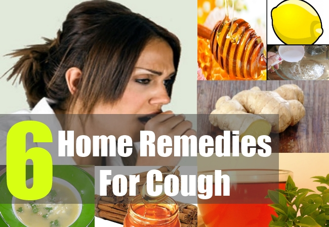 6 Home Remedies For Cough